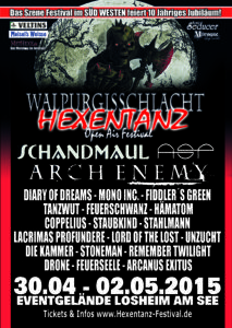 Hexentanz Festival 2015