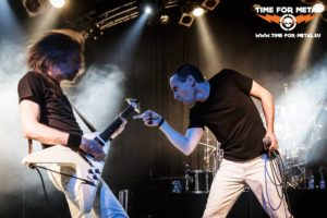 High Spirits 1 - Hell Over Hammaburg 2015 - Time For Metal