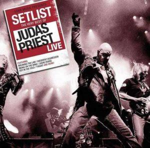 Judas Priest - Setlist The Very Best Of Judas Priest Live