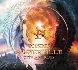KISKE SOMERVILLE - Ocean of Heroes