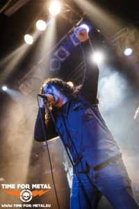 Solstice 2 - Hell Over Hammaburg  2015 - Time For Metal