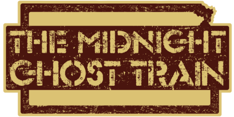 The Midnight Ghost Train Logo - HiRes-PNG- Transparent BG