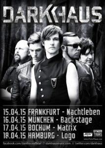 2015 04 17 - Konzertplakat Darkhaus