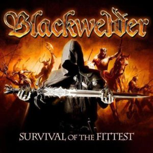 Blackwelder - Survival Of The Fittest - Albumcover