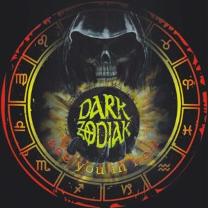 Dark Zodiak - See You In Hell - Albumcover
