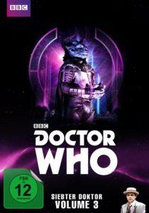 Doctor Who - Siebter Doktor - Volume 3 Cover