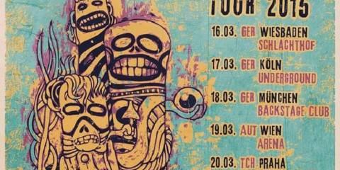Dreamshade & Tenside Tour 2015