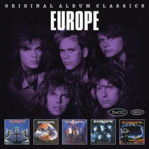 Europe CD Box 2015 Cover 2015
