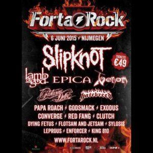 FortaRock 2015 Flyer Stans 24.04