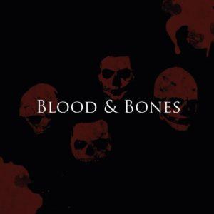 Johnny Deathshadow - Blood & Bones
