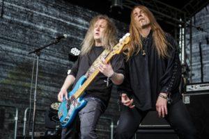 Fire - Metal Bash Festival 2015