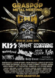 Graspop Metal Meeting 2015 Stand 03.05