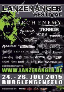 Lanzenanger Festival 2015