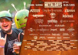 Metaldays 2015 slowenien stand 25.05
