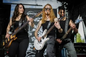 Rabenwolf - Metal Bash Festival 2015