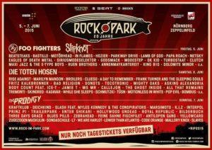 Rock Im Park 2015 - Poster