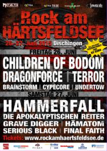 Rock am Härtsfeldsee 2015