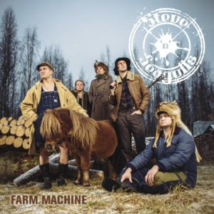 Steve n Seagulls - farm machine