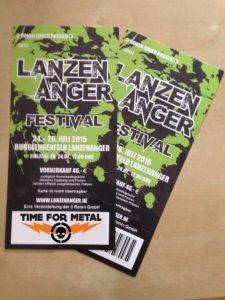 Lanzenanger-Tickets