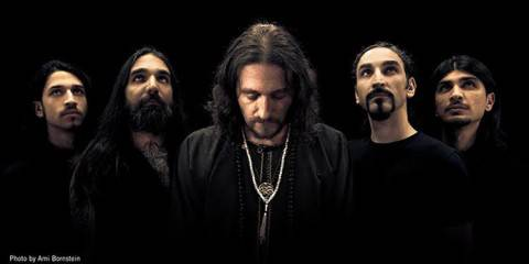 Orphaned Land Band Bild Juni 2015