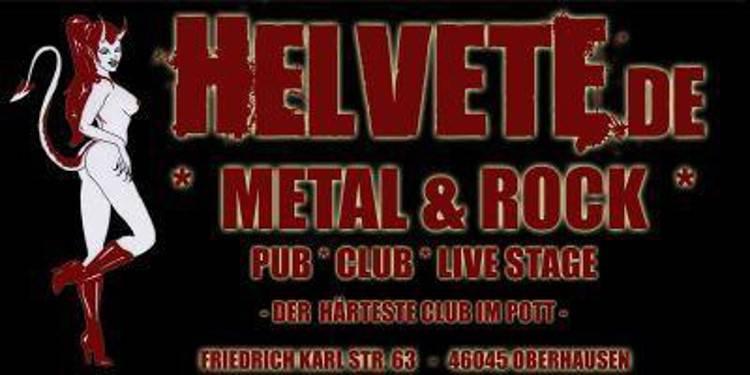 Helvete Oberhausen Logo