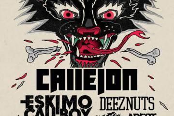 Knockdown Festival Flyer 2015 Stand 29.07
