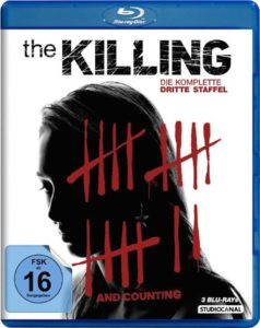 The Killing - Staffel 3 Cover