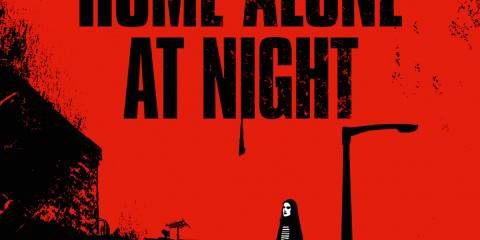 A Girl Walks Home Alone At Night DVD Cover