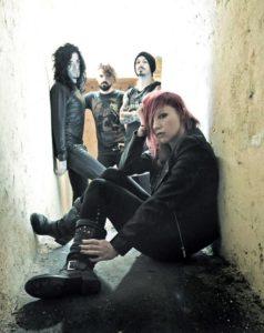 EXILIA August Band Bild 2015