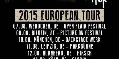 Konzertplakat Seether European Tour 2015 (740x1024)