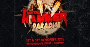 METAL HAMMER PARADISE 2015 Flyer