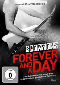 Scorpions Forever And A Day Cover