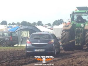 Wacken 2015 - Impressionen vom Campground
