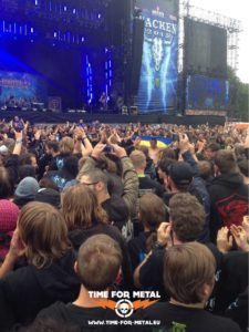 Wacken 2015 - Ensiferum