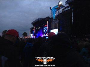 Wacken 2015 - Savatage Stagelights
