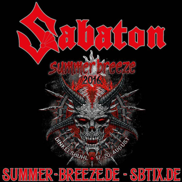 Summer Breeze 2016: Neues Design und erste Bands | Time