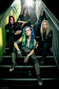 Arch Enemy bandpic 2015
