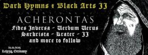 Dark Hymns & Black Arts II