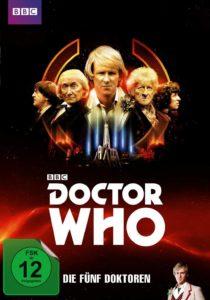 Doctor Who - Die fünf Cover