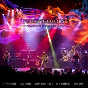 Flying Colors Live Z7 2015