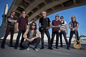 Foreigner Bandpic 2015