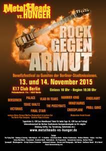 Rock gegen Armut - Onlineflyer 2015 V2