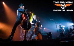 Apocalyptica 2015 Live 7