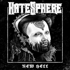 HateSphere New Hell Cover