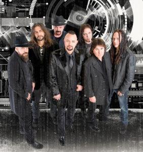 Operation Mindcrime Band Bild Oktober 2015