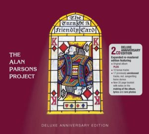 The Alan Parsons Project - Turn Of A Friendly Card- 35th Anniversary Edition