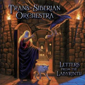 Trans-Siberian Orchestra - Letters From The Labyrinth