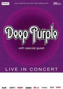 deep purple tour plakat 2015 - 14.10