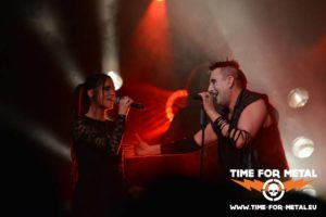 ASP Live 5 Time For Metal 2015