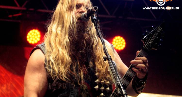 Black Label Society 2 - Metal Hammer Paradise 2015 - Time For Metal
